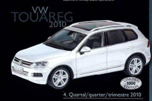 Prochain Volkswagen Touareg : c'est lui ( en réduction )