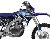 Yamaha YZ 250F et YZ 450F «Enduro Factory Replica»