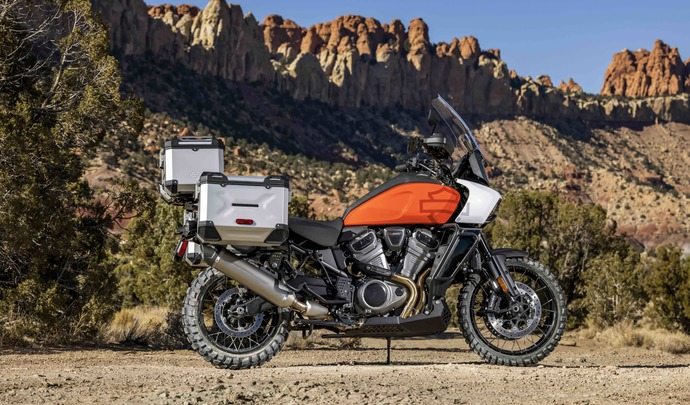 Harley-Davidson donne rendez-vous en 2021 pour présenter ses nouveautés!