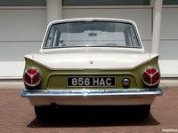 Réponse du quizz de vendredi dernier: C'était la Lotus Cortina !