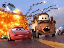 Bande-Annonce :  2 mn de Cars 2, international et groovy