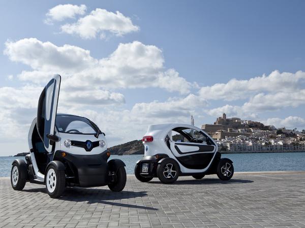 (Minuit chicanes) Renault Twizy: capital sympathie maximal [MàJ]
