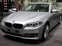 En direct du salon de Francfort 2013 - BMW Série 5, un restylage plus profond qu'il ne paraît
