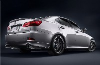 Salon de Sydney: Lexus IS250 Sports Concept