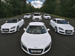 Année 2010 record pour Audi : 3.3 milliards d'euros de bénéfice !