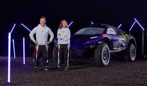 Nouveau championnat Extreme E : avec Hamilton, Loeb, mais aussi Hispano Suiza