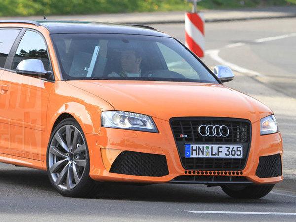 Future Audi RS3 - 340 ch et des raisons d'y croire