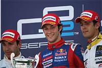 GP2 Barcelone: à Senna et Glock les lauriers