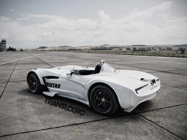 Veritas RS III: maintenant en hybride!