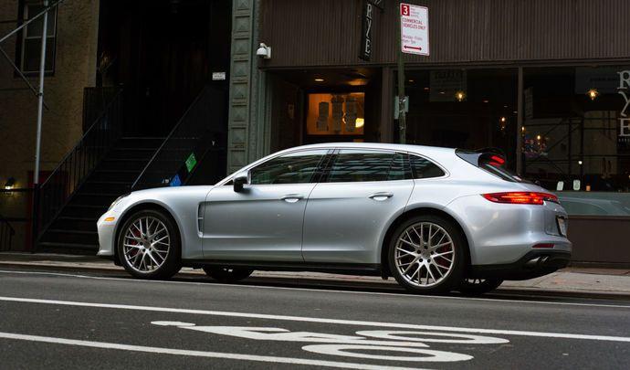 Porsche : une Panamera deux portes au programme ?
