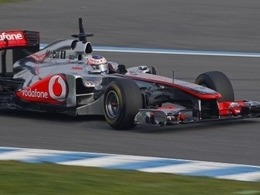 Selon Button, McLaren n'est pas au niveau