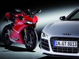Officiel : Audi se paie Ducati