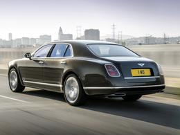Résultats 2014 : Bentley casse la baraque
