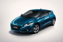 Le Honda CR-Z hybride rencontre déjà le succès au Japon