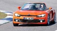 Futur roadster Volkswagen: tentative de synthèse