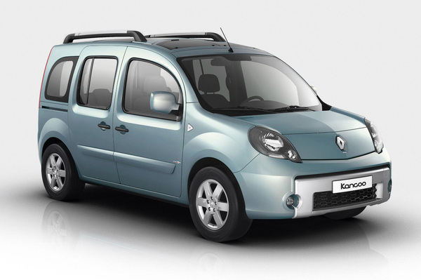 Renault Kangoo TomTom Edition : une version haut de gamme