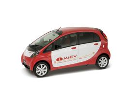 Mitsubishi équipera l'Estonie en i-Miev en échange de crédits carbone