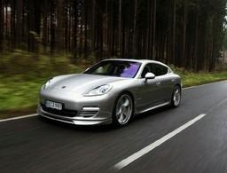Porsche Panamera TechArt, des nouvelles photos