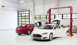 Tesla : des délais à rallonge en atelier aux Etats-Unis