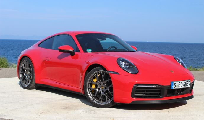 Essai vidéo - Porsche 911 (992) : la 8e merveille de Stuttgart