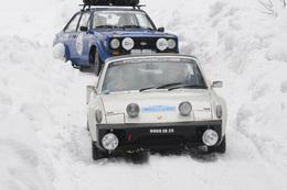 Le Rallye Neige & Glace 2010 se déroulera du 7 au 10 février