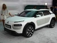 Vidéo en direct du salon de Francfort 2013 - Citroën Cactus, dernier concept avant la production