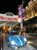 Rallye Monte Carlo Historique: Si vous êtes à Reims ce vendredi...