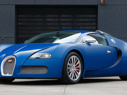 Arreté en grand excès de vitesse dans la Bugatti Veyron de son père, l'auto est confisquée par la police