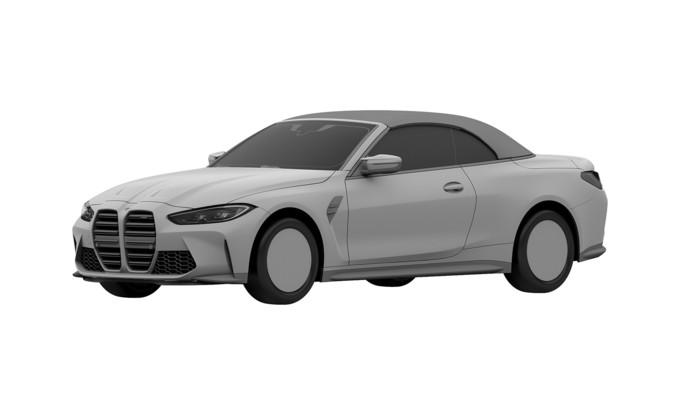 La nouvelle BMW M4 Cabriolet en fuite