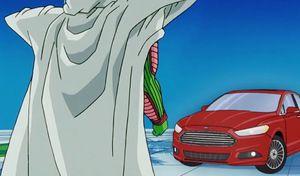 Insolite : Ford détourne Dragon Ball Z pour sa fusion