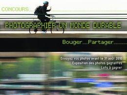 Concours photo en Île-de-France : la mobilité durable en ville