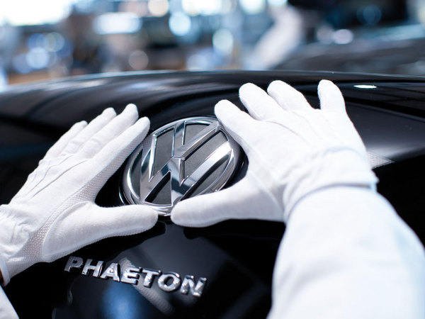 Future Phaeton : Volkswagen la veut plus confortable qu'une Mercedes Classe S