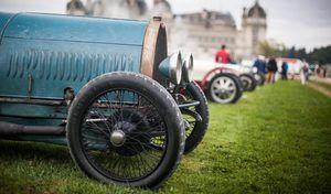 Concours d'Élégance de Chantilly 2017: un avant-goût du programme