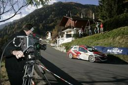 Gros succès pour la diffusion 'live' du Rallye Monte-Carlo