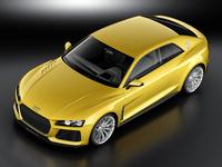 Toutes les nouveautés du salon de Francfort 2013 - Audi Sport quattro concept: un hybride de 700 ch!