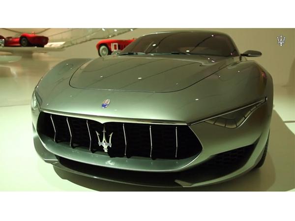 [vidéo] Maserati met en lumière son héritage et la future Maserati Alfieri