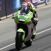 Moto GP - Laguna Seca Qualifications: Fracture aux lombaires pour Randy De Puniet