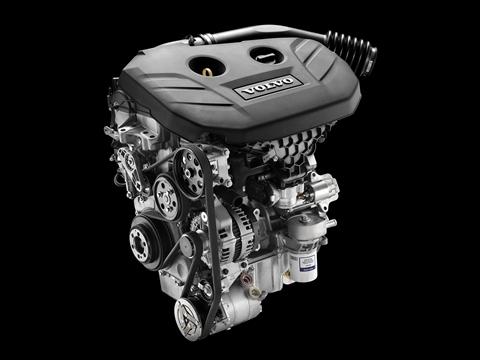 Nouveau moteur 2.0l GTDI 203 ch pour Volvo