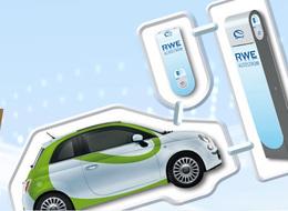 Diverses autos électriques testées en Allemagne