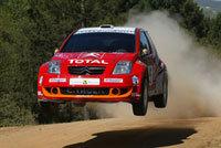 Rallye Turquie ERC : Simon Jean-Joseph et la C2 S1600 avionnent !