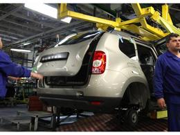 Dacia : les travailleurs de l'usine roumaine protestent