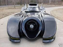 Une vraie Batmobile en vente !