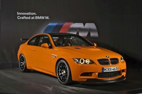 Vous avez raté la BMW M3 GTS ? Tout n'est pas perdu