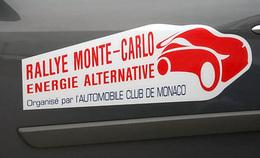 4e Rallye Automobile Monte-Carlo des Véhicules à Energie Alternative : les véhicules au GPL présents