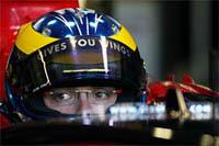Bourdais de nouveau en test avec Toro Rosso cette semaine?