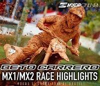MX GP - Brésil : résumé d'un GP particulièrement boueux