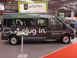 Un nouveau véhicule électrique produit : le Smith Edison Minibus