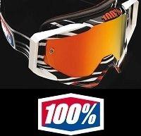 Lunettes 100% : Accuri et Racecraft font renaitre la marque