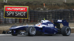 F1 : la Williams FW32 surprise