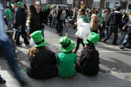 A la St Patrick, les modes de lomotion doux sont rois !